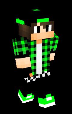 Minecraft-huid gwoo1207