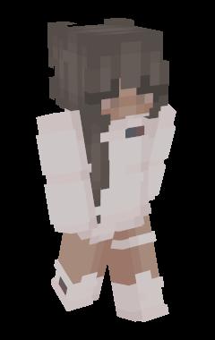 Minecraft-huid Alimei